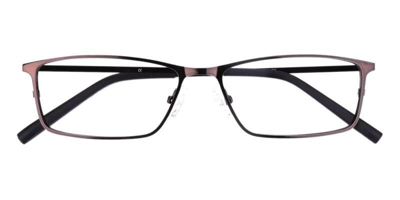 Wildersville - Metal Eyeglasses , NosePads