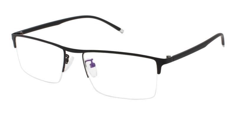 Jayden - Metal Eyeglasses , NosePads