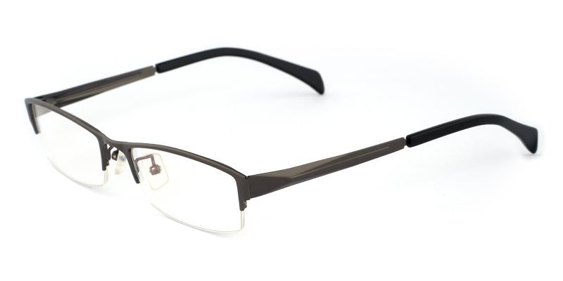 Gun Riley - Metal Eyeglasses , NosePads