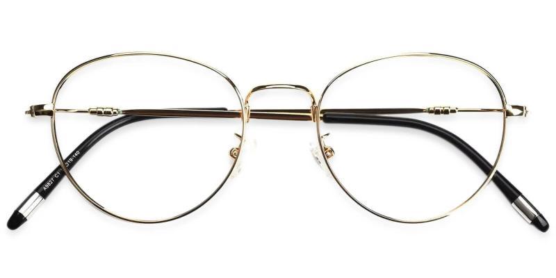 Madison - Metal NosePads , Eyeglasses , Lightweight