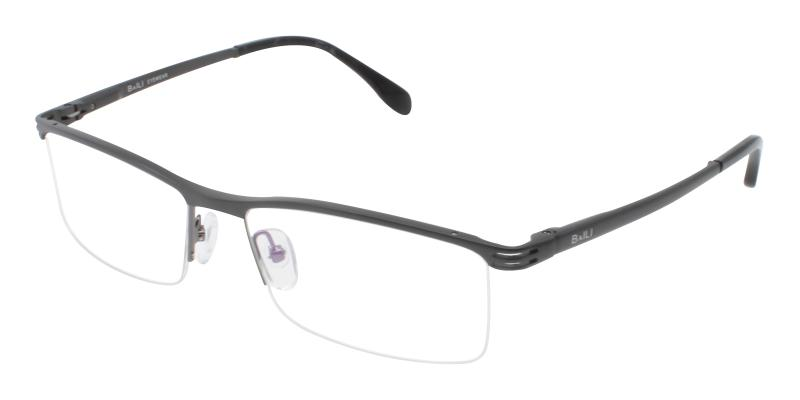 Matthew - Metal Eyeglasses , NosePads
