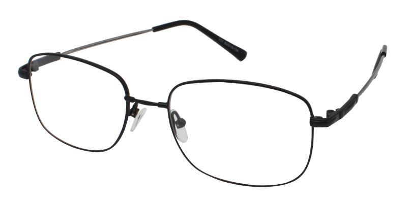 Dylan - Metal Eyeglasses , NosePads