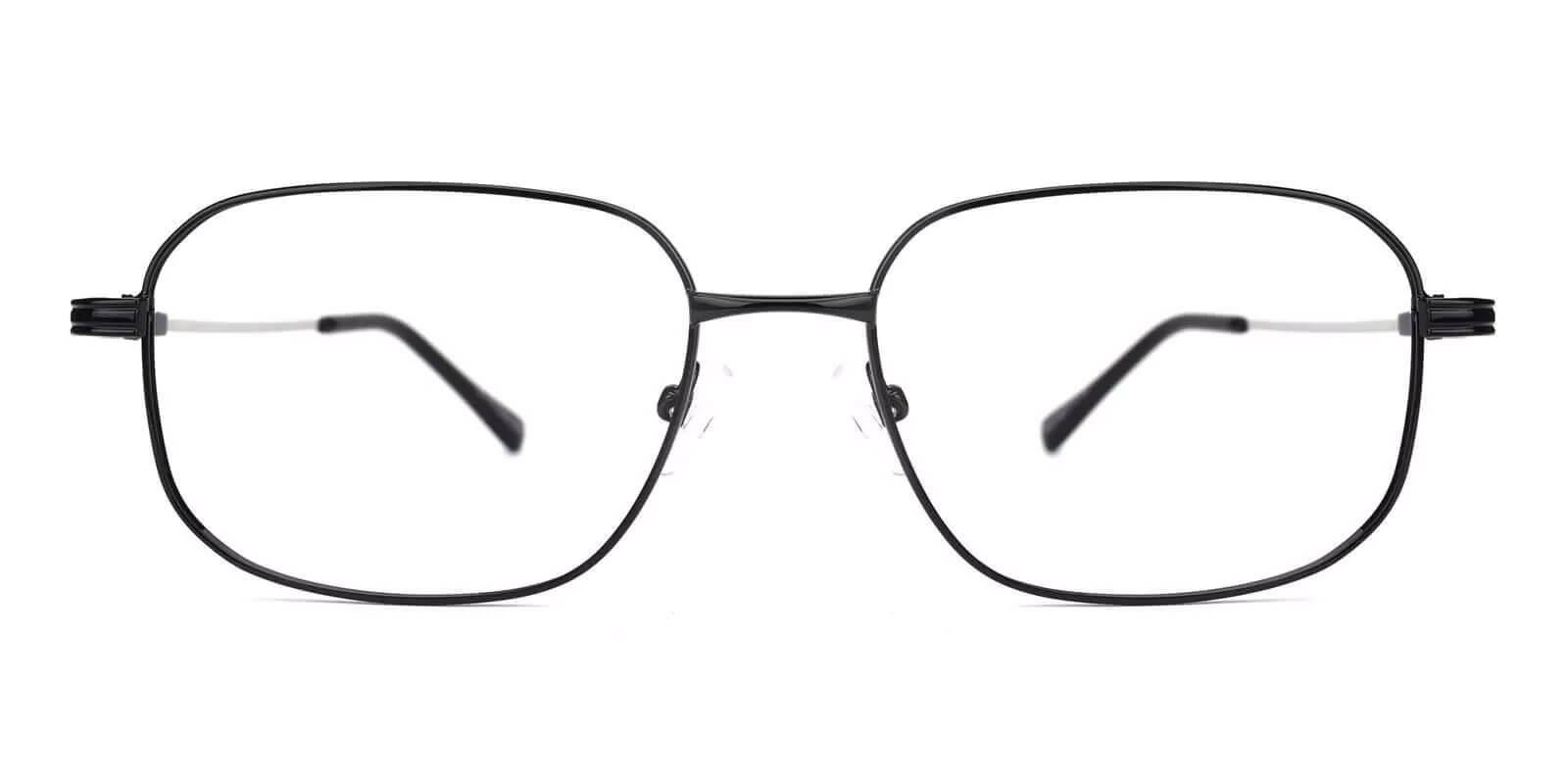 Anthony Black Metal NosePads , Eyeglasses Frames from ABBE Glasses