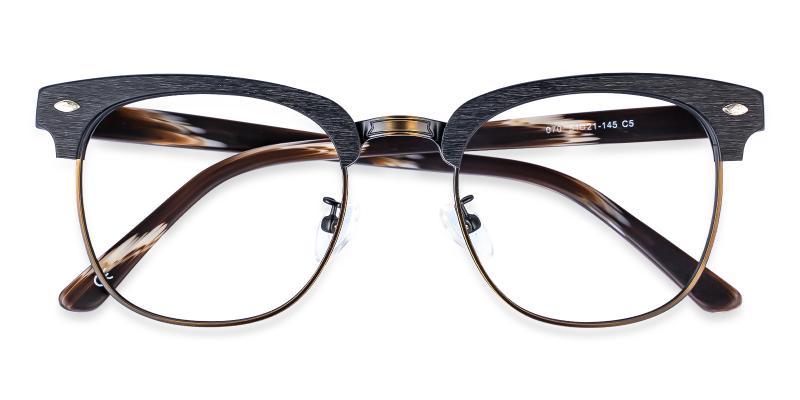 Gun McNair - Combination NosePads , Eyeglasses