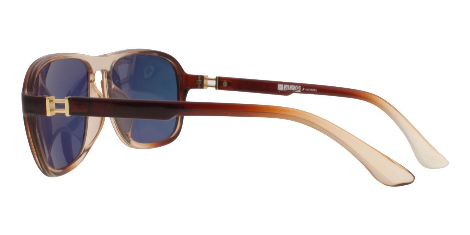La Paloma Translucent TR Sunglasses , UniversalBridgeFit Frames from ABBE Glasses