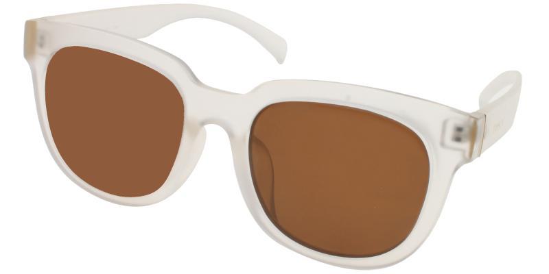 Translucent Pecan Island - TR Sunglasses , UniversalBridgeFit