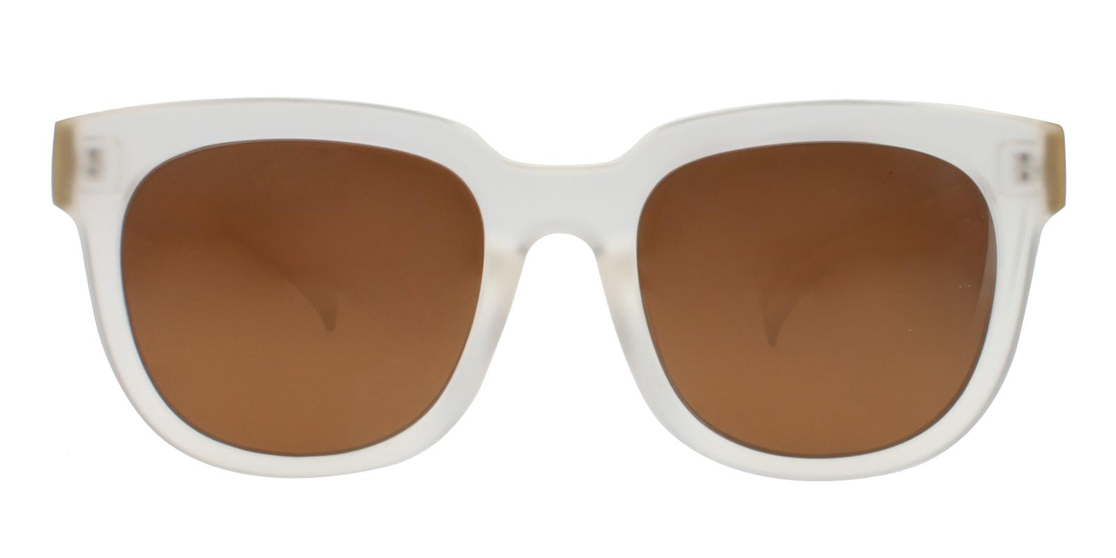 Pecan Island Translucent TR Sunglasses , UniversalBridgeFit Frames from ABBE Glasses