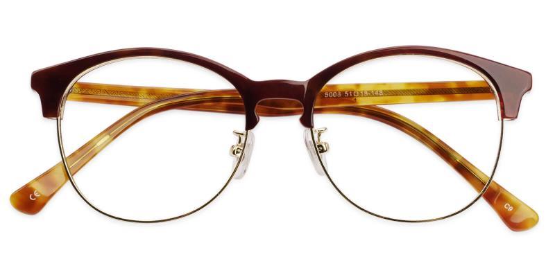 Hazel - Combination Eyeglasses , NosePads