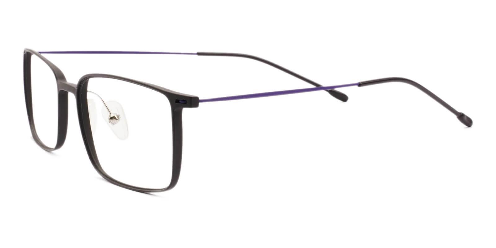 Philadelphia Black Combination Lightweight , NosePads , Eyeglasses Frames from ABBE Glasses