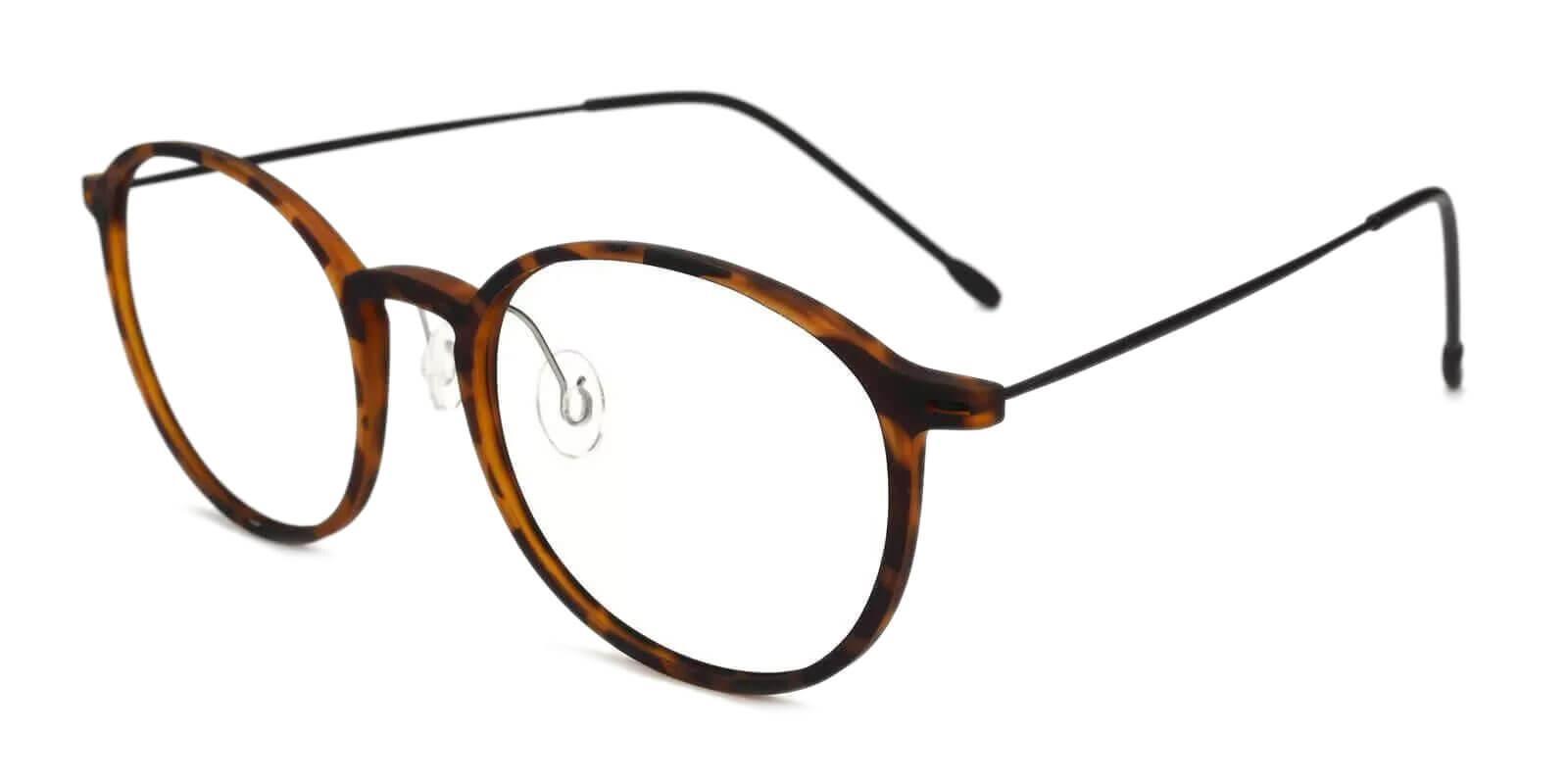 Yoga Tortoise Combination NosePads , Eyeglasses , Lightweight Frames from ABBE Glasses