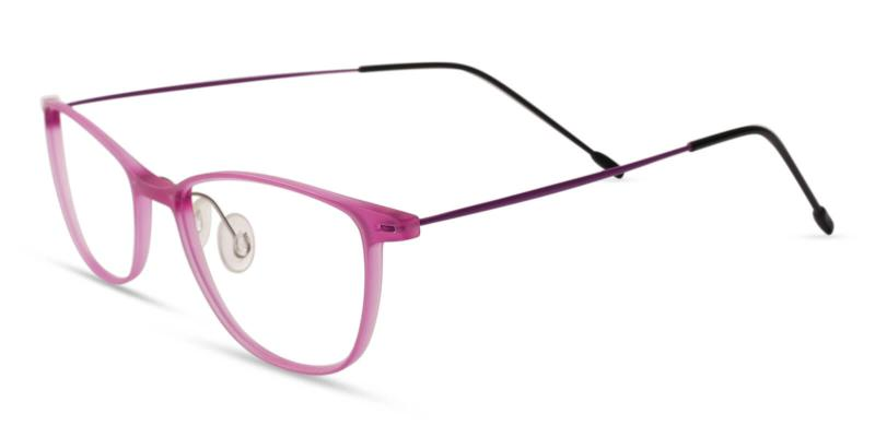 Pink Pridgen - Combination NosePads , Eyeglasses , Lightweight