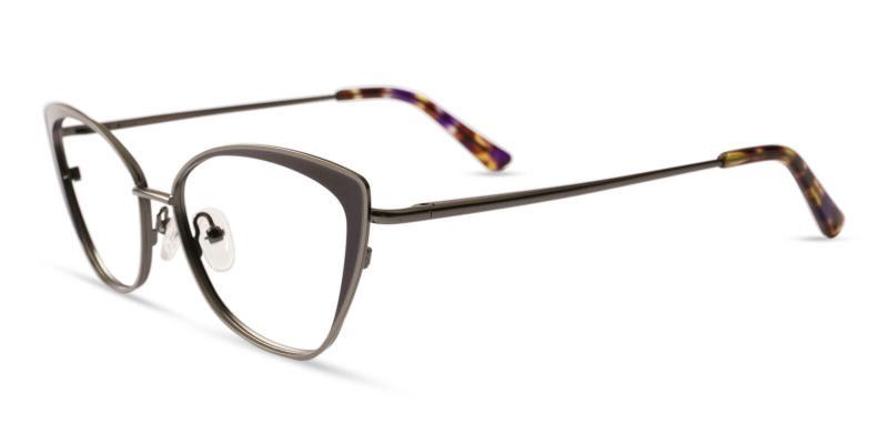 Paisley - Metal SpringHinges , Eyeglasses , NosePads