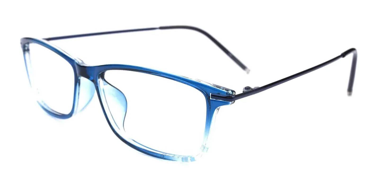 Radcliffe Blue TR Eyeglasses , Lightweight , UniversalBridgeFit Frames from ABBE Glasses