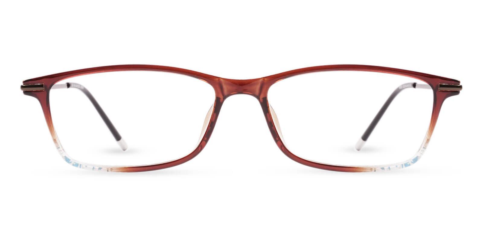 Radcliffe Brown TR Eyeglasses , Lightweight , UniversalBridgeFit Frames from ABBE Glasses