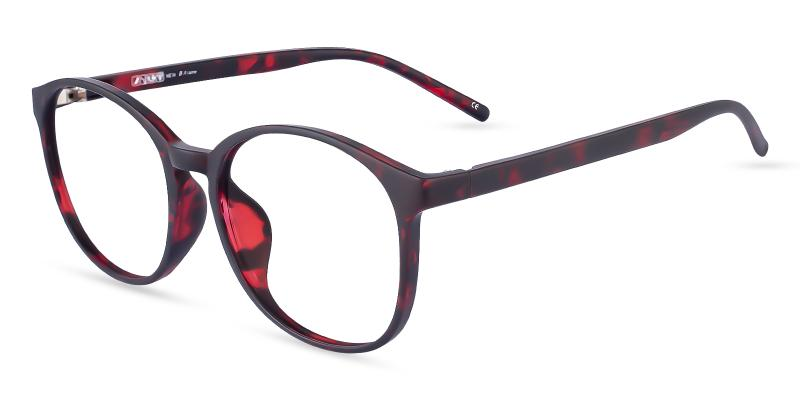 Dallas - TR Eyeglasses , Lightweight , UniversalBridgeFit