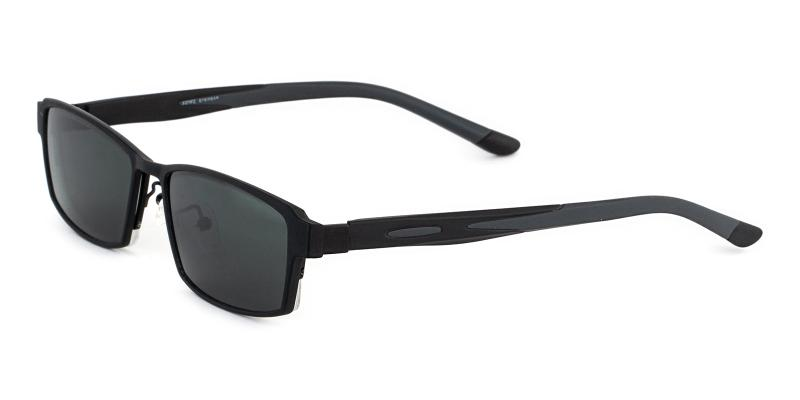 Black Afghanistan - TR Eyeglasses , NosePads