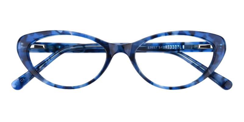 Elena - Acetate Eyeglasses , UniversalBridgeFit