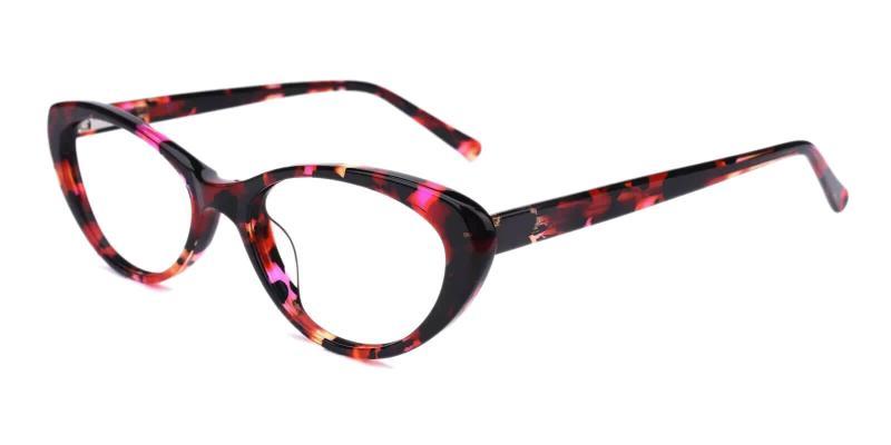 Pattern Elena - Acetate Eyeglasses , UniversalBridgeFit