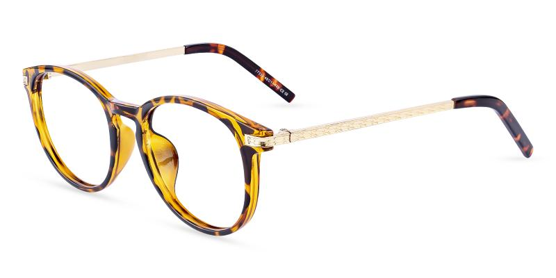 Tortoise Callie - Combination UniversalBridgeFit , Eyeglasses