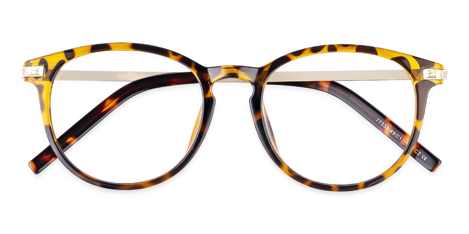 Callie Tortoise Combination UniversalBridgeFit , Eyeglasses Frames from ABBE Glasses