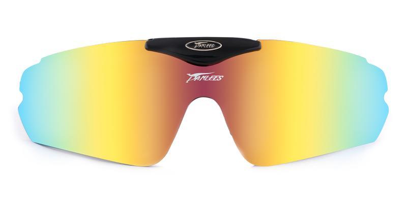 Red Belarus - Plastic NosePads , SportsGlasses