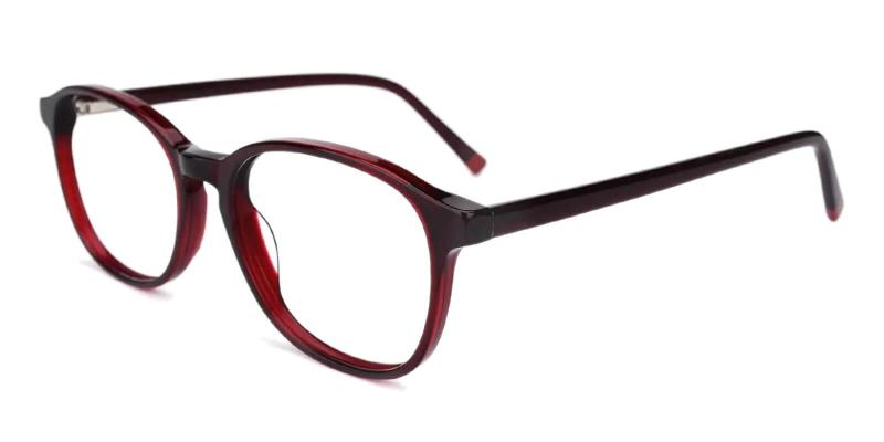 Brown Brunei - Acetate ,Universal Bridge Fit