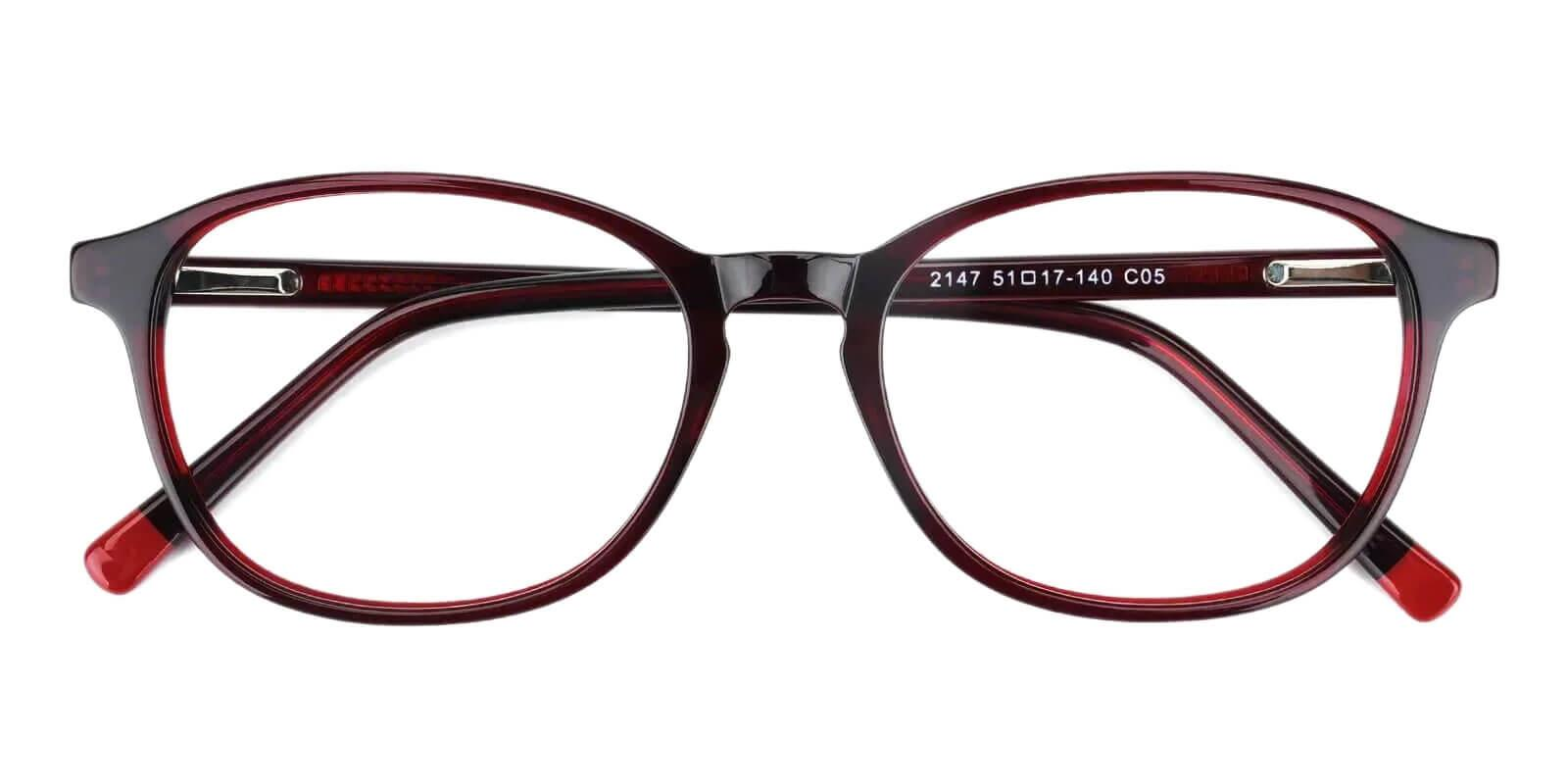 Brunei Brown Acetate Eyeglasses , SpringHinges , UniversalBridgeFit Frames from ABBE Glasses
