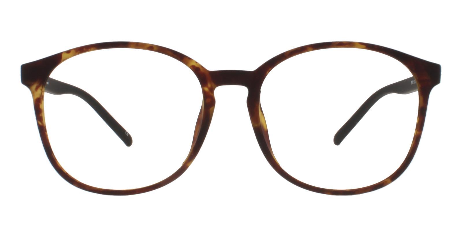 Dominica Tortoise TR Lightweight , UniversalBridgeFit , Eyeglasses Frames from ABBE Glasses