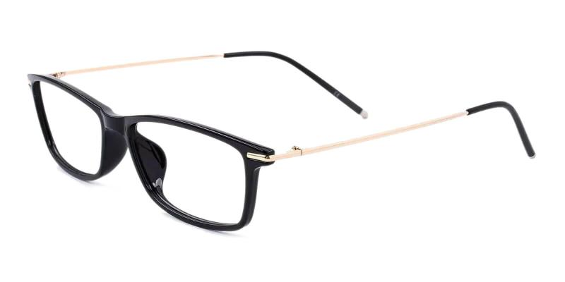 Black Maldives - TR Lightweight , UniversalBridgeFit , Eyeglasses