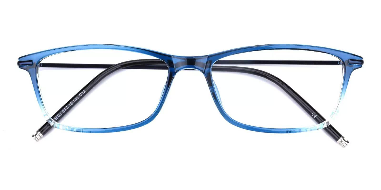 Maldives Blue TR Eyeglasses , Lightweight , UniversalBridgeFit Frames from ABBE Glasses