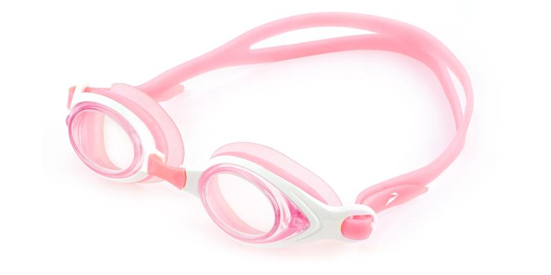 Pink Kids-Ary - Plastic Sports Glasses