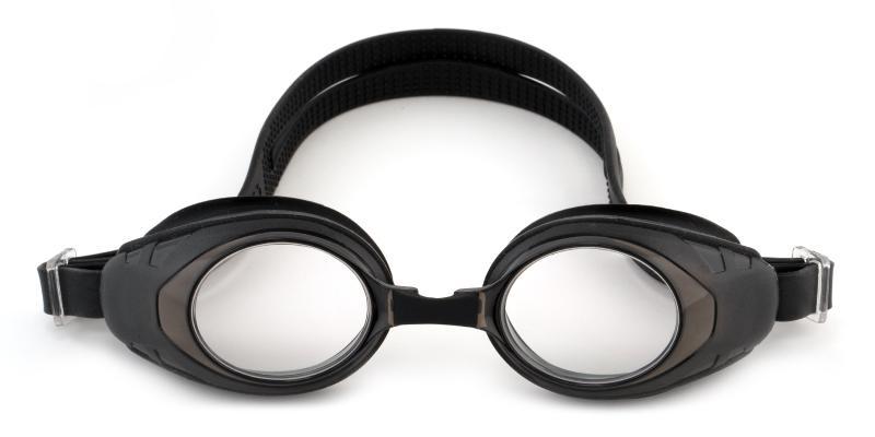 Black Agate - Plastic SportsGlasses