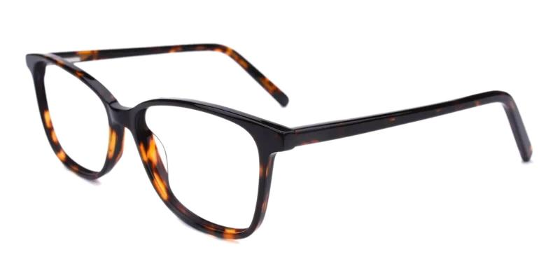 Tortoise Belize - Acetate ,Universal Bridge Fit