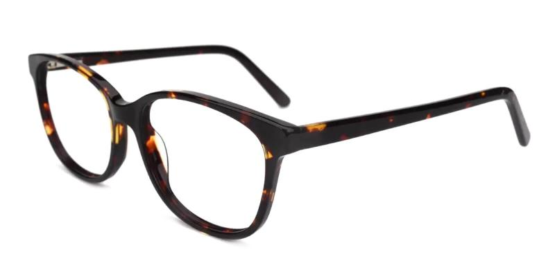 Tortoise Bolivia - Acetate ,Universal Bridge Fit