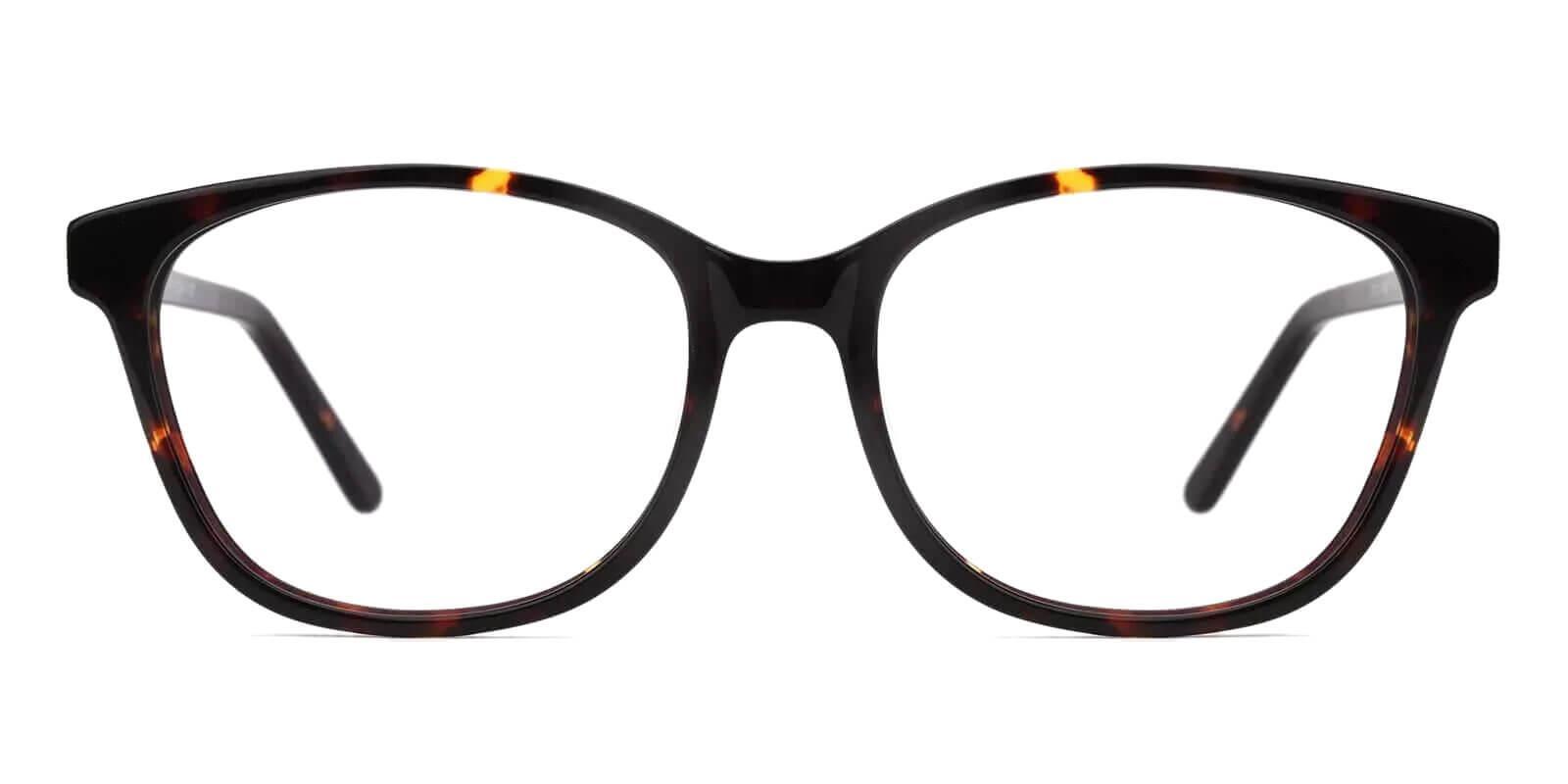 Bolivia Tortoise Acetate Eyeglasses , SpringHinges , UniversalBridgeFit Frames from ABBE Glasses