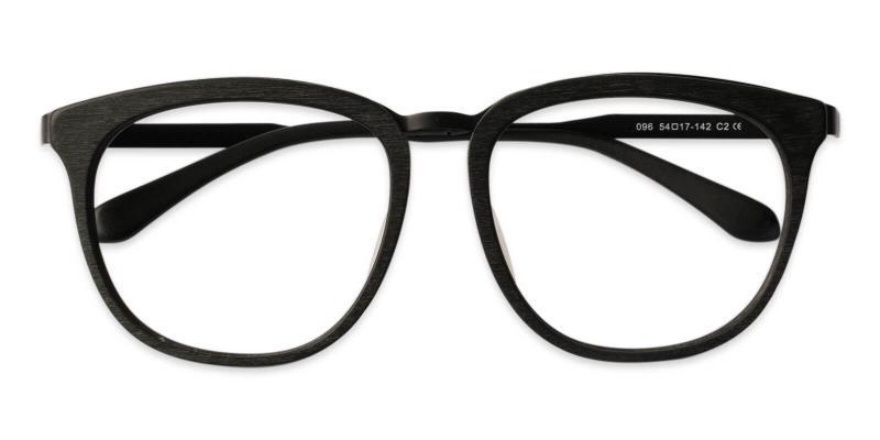 Burundi - Acetate , Metal Eyeglasses , UniversalBridgeFit