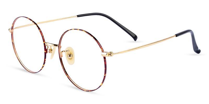 Pattern Zoe - Titanium ,Eyeglasses