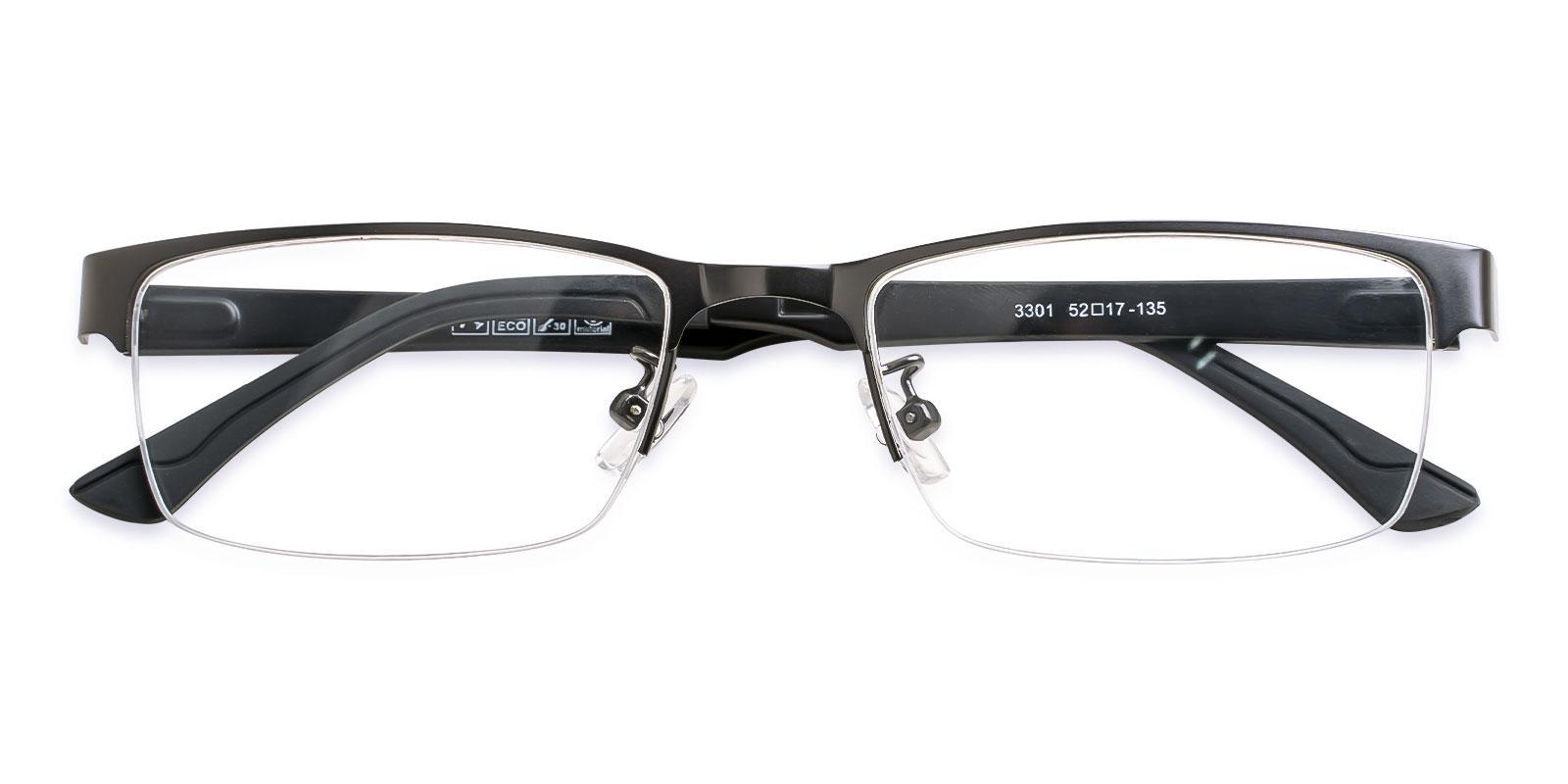 Poland Gun Metal , TR NosePads , Eyeglasses Frames from ABBE Glasses