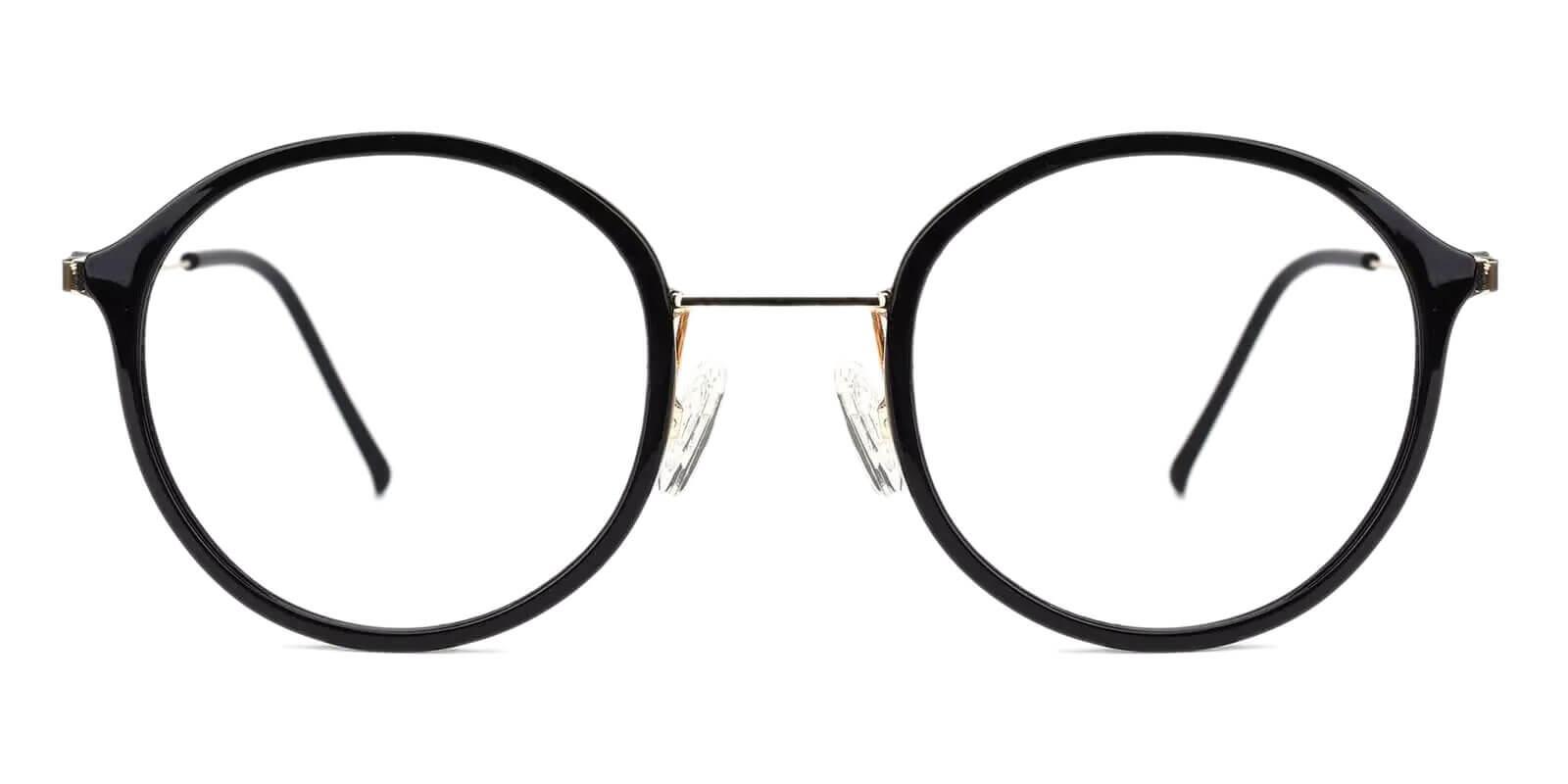 Macau Black Metal , TR Lightweight , NosePads , Eyeglasses Frames from ABBE Glasses