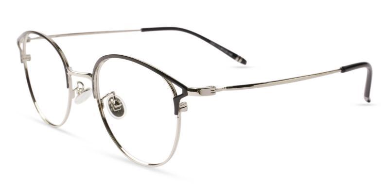 Silver Haiti - Metal NosePads , Eyeglasses