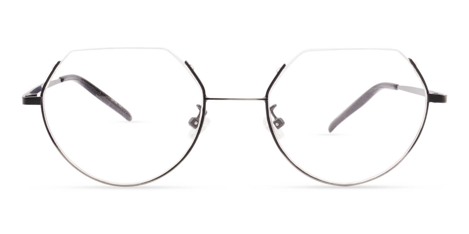 Indonesia Silver Metal Lightweight , NosePads , Eyeglasses Frames from ABBE Glasses