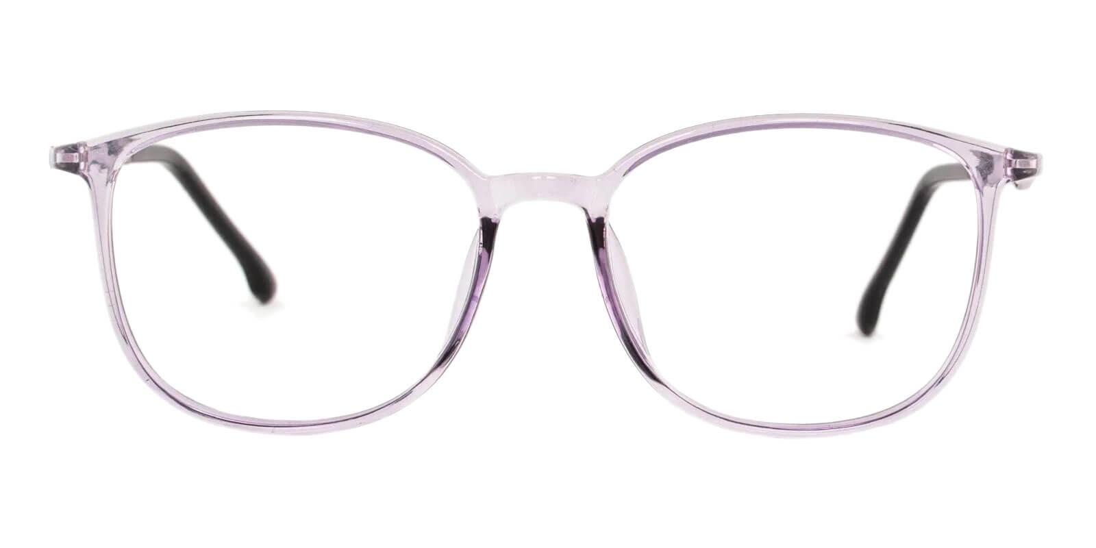 Leah Purple TR Lightweight , UniversalBridgeFit , Eyeglasses Frames from ABBE Glasses