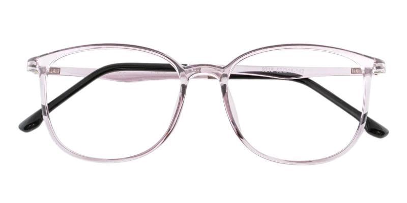Purple Leah - TR Lightweight , UniversalBridgeFit , Eyeglasses