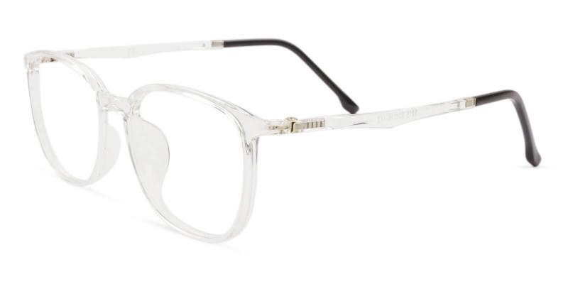 Translucent Leah - TR Lightweight , UniversalBridgeFit , Eyeglasses