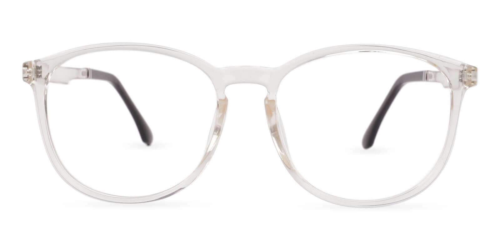 Hailey Fclear TR Eyeglasses , UniversalBridgeFit Frames from ABBE Glasses