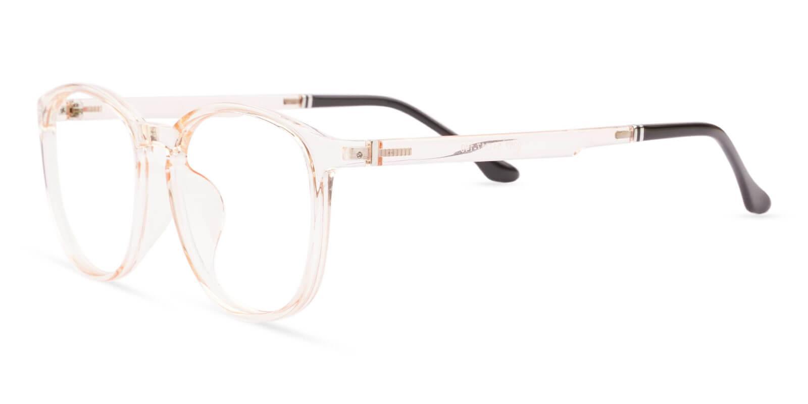Hailey Orange TR Eyeglasses , UniversalBridgeFit Frames from ABBE Glasses