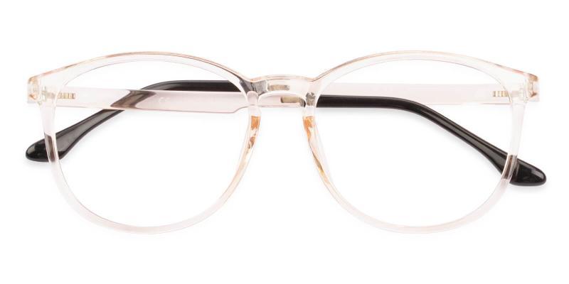 Orange Hailey - TR UniversalBridgeFit , Eyeglasses