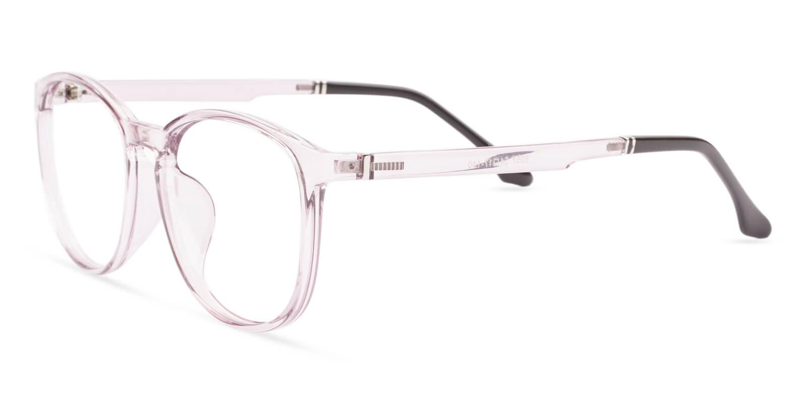 Hailey Purple TR Eyeglasses , UniversalBridgeFit Frames from ABBE Glasses