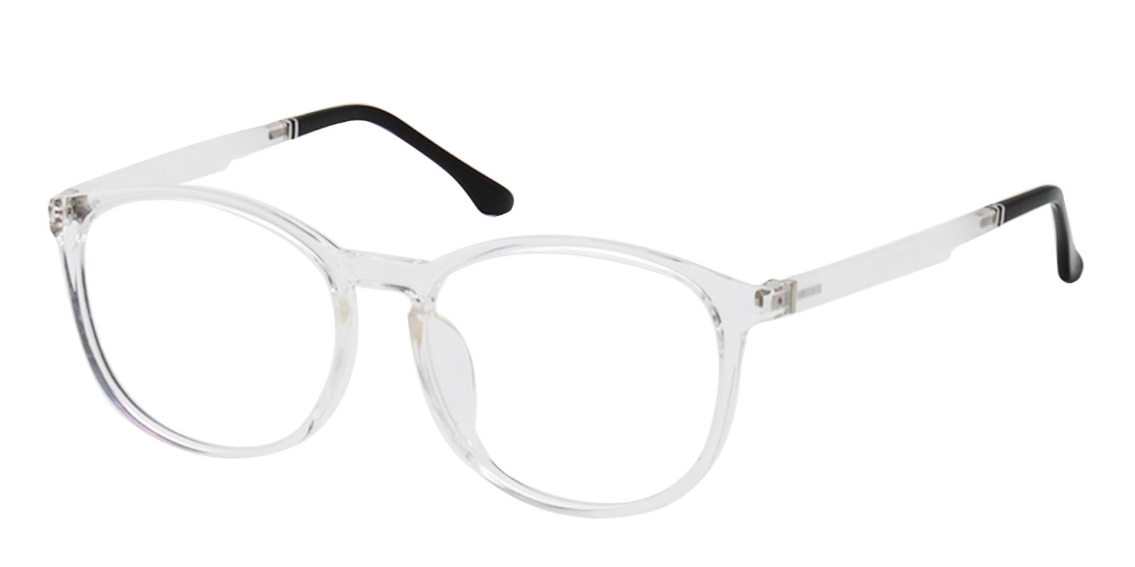 Hailey Translucent TR Eyeglasses , UniversalBridgeFit Frames from ABBE Glasses