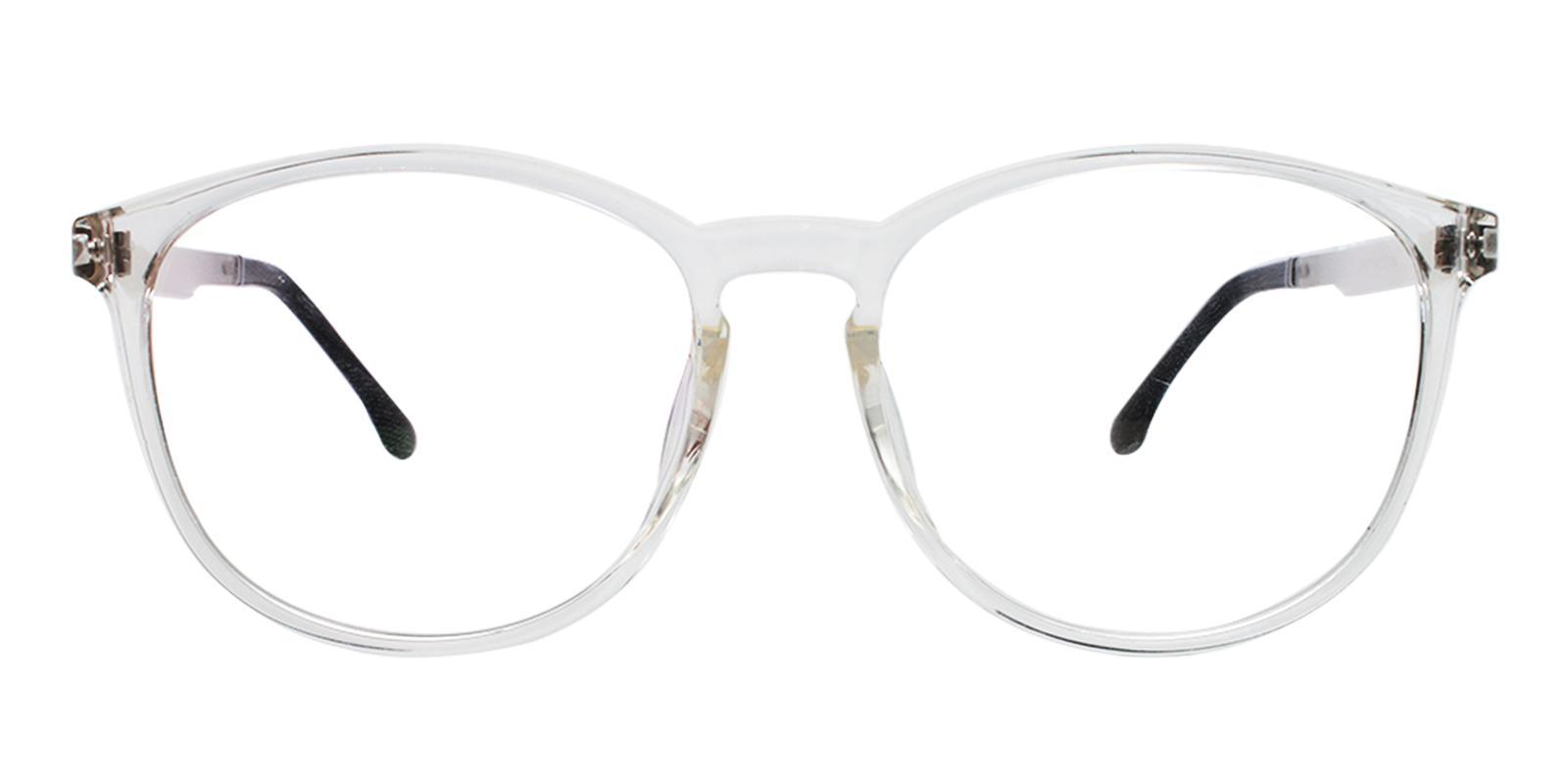Hailey Translucent TR UniversalBridgeFit , Eyeglasses Frames from ABBE Glasses